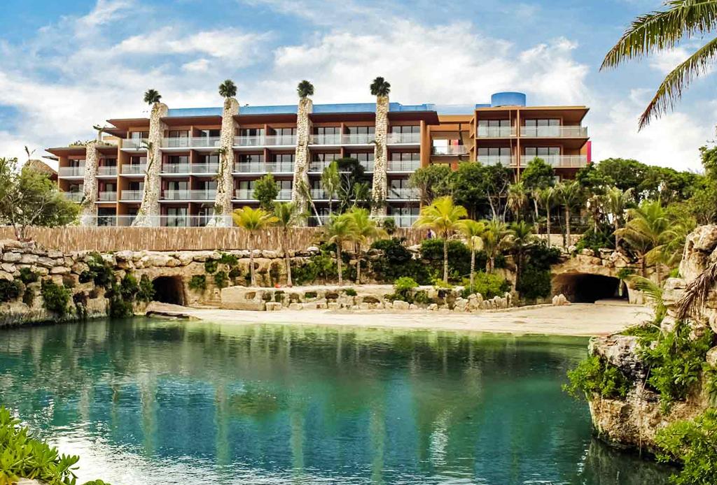 TODO lo que puedes hacer durante un fin de semana en Hotel Xcaret México
