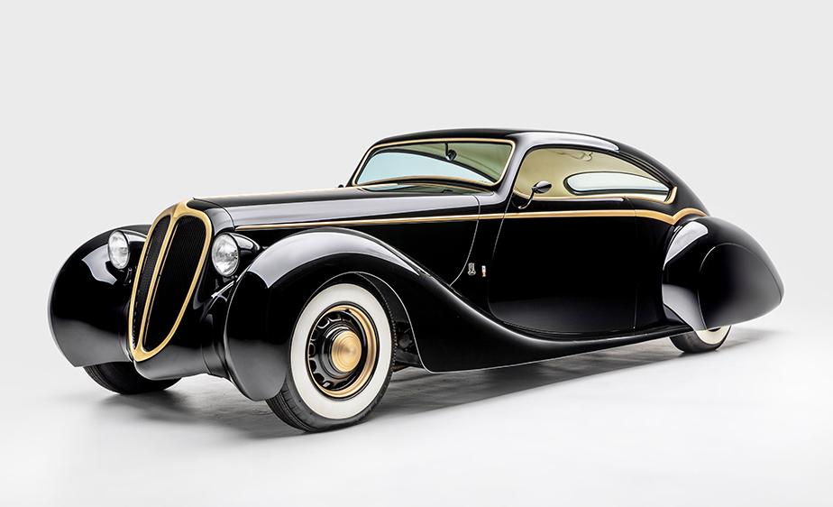Conoce la colección de autos clásicos del vocalista de Metallica - janes-hetfield-jaguar