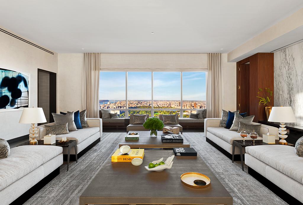 ¿Quieres hospedarte cerca del cielo? Manhattan Sky Suite es lo que necesitas en tu vida - park-hyatt-7