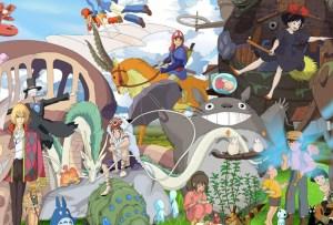 Studio Ghibli estará disponible en Netflix ¡estas son nuestras películas favoritas!