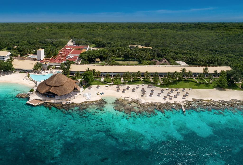 48 horas en... Cozumel, un paraíso imperdible del caribe mexicano - playa-presidente-intercontinental-cozumel-1