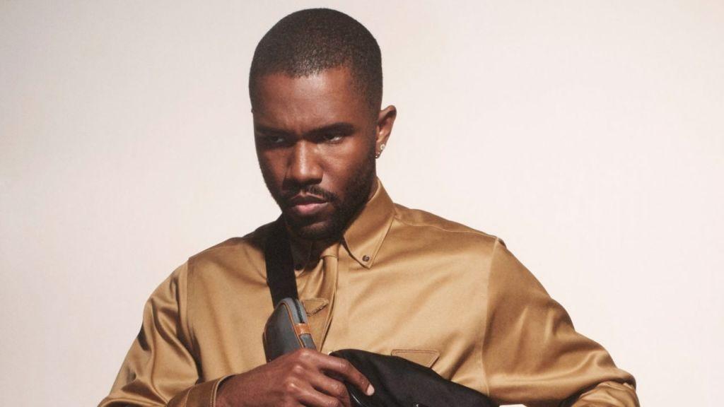 Frank Ocean se convierte en la nueva estrella del Menswear de Prada