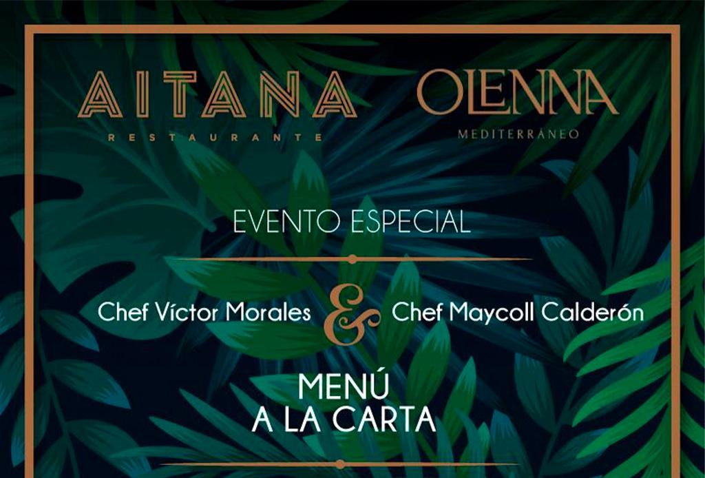 Cena Mediterránea en Aitana - aitana-olenna