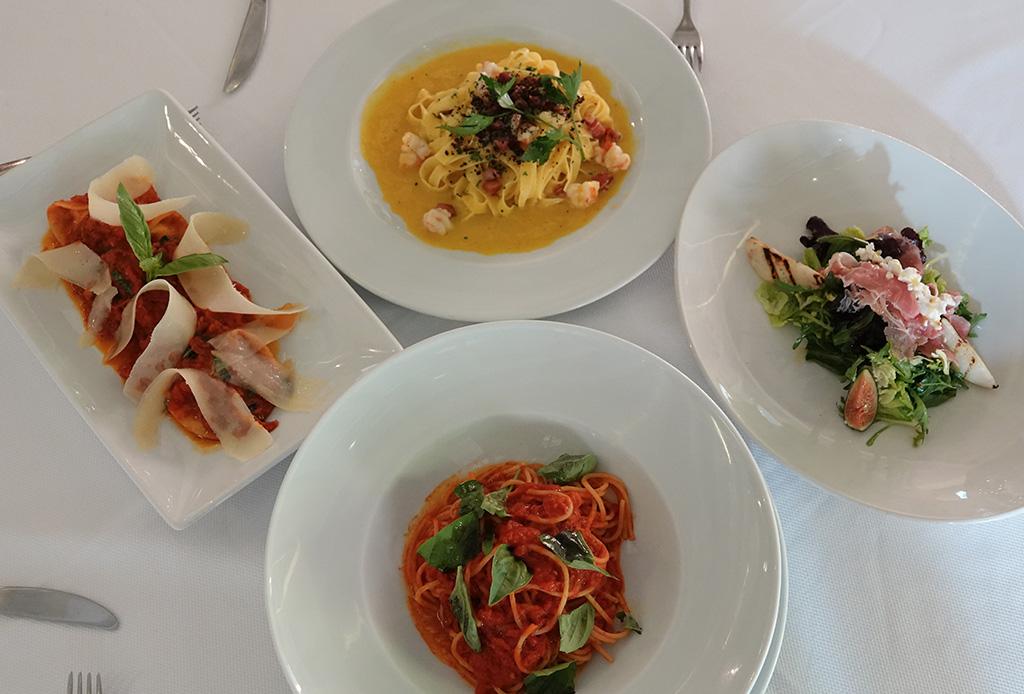 Platillo de la semana: Ravioli caprese e prosciutto de Belforno - belforno-roma