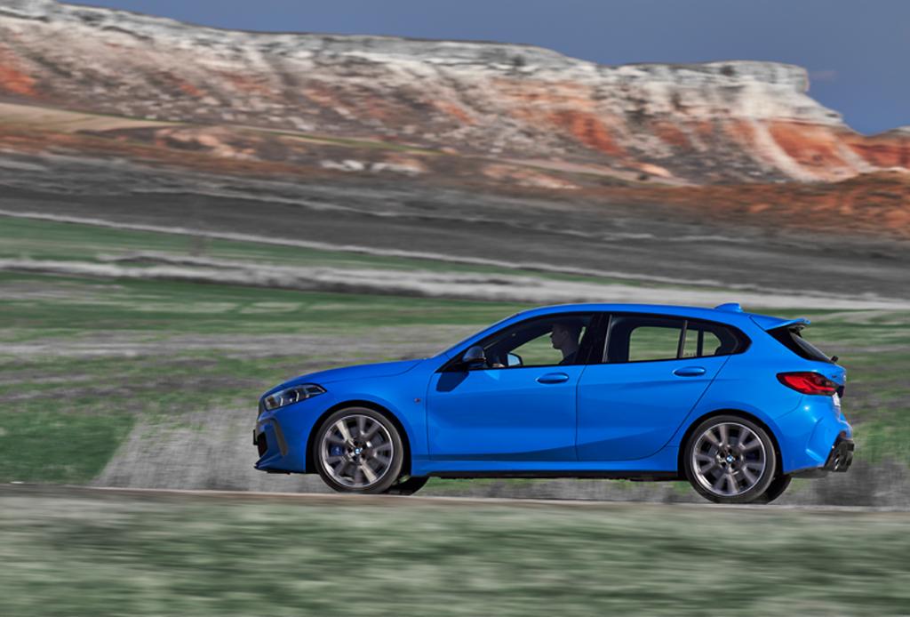 BMW Serie 1: el hatchback que vas a querer en 2020 - bmw-serie-1-2020-hatchback-1
