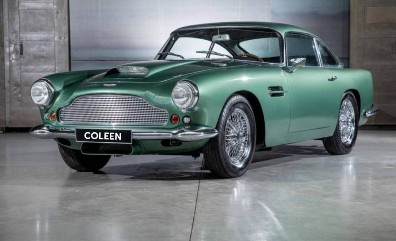 Así es la primera bicicleta eléctrica de Aston Martin inspirada en un clásico - coleen-aston-martin-bicicleta