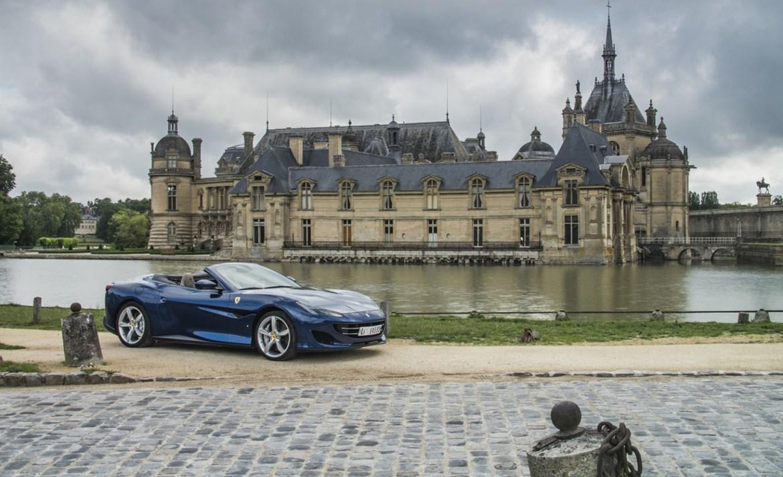 Los países con más autos de lujo en el mundo - ferrari-paris