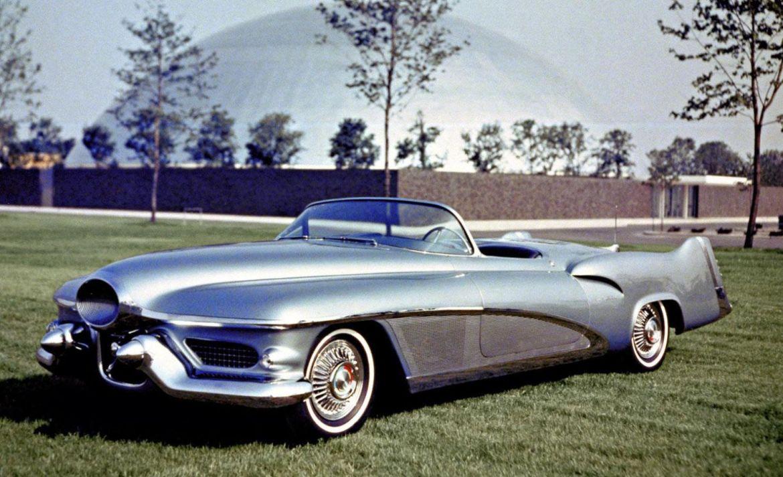 Los autos concepto más importantes de la historia - le-sabre-general-motor