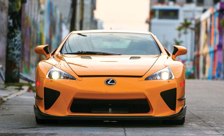 Los países con más autos de lujo en el mundo - lexus-1
