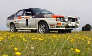 A 40 años del Audi Quattro, aún tenemos mucho que agradecerle
