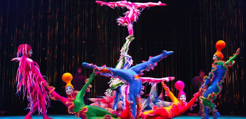 ¿Amas el Cirque du Soleil? Ahora podrás disfrutarlo en la sala de tu casa