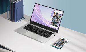 Así lucen las increíbles y nuevas MateBooks serie D de Huawei