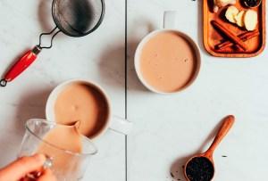Prepara este delicioso Masala Chai en minutos