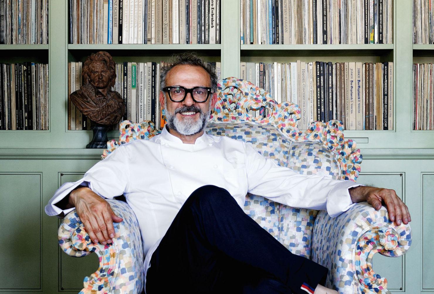 ¡Aprende a cocinar con Massimo Bottura durante la cuarentena!