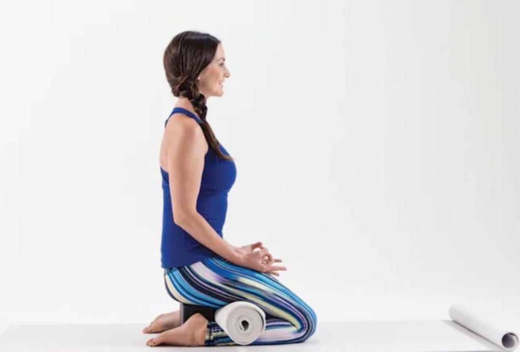 ¿Cuál es la postura de meditación correcta? - postura-meditaicon-6