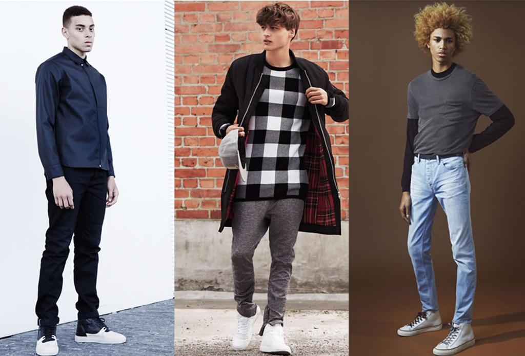 5 estilos de sneakers que todo hombre debe tener en su clóset - tenis-hombre-5