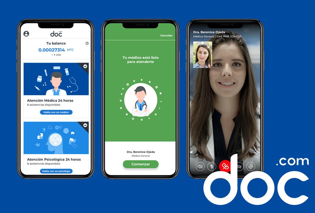 Estas son las apps de salud que te harán la vida más sencilla - app_atencion_medica_doc_com-1