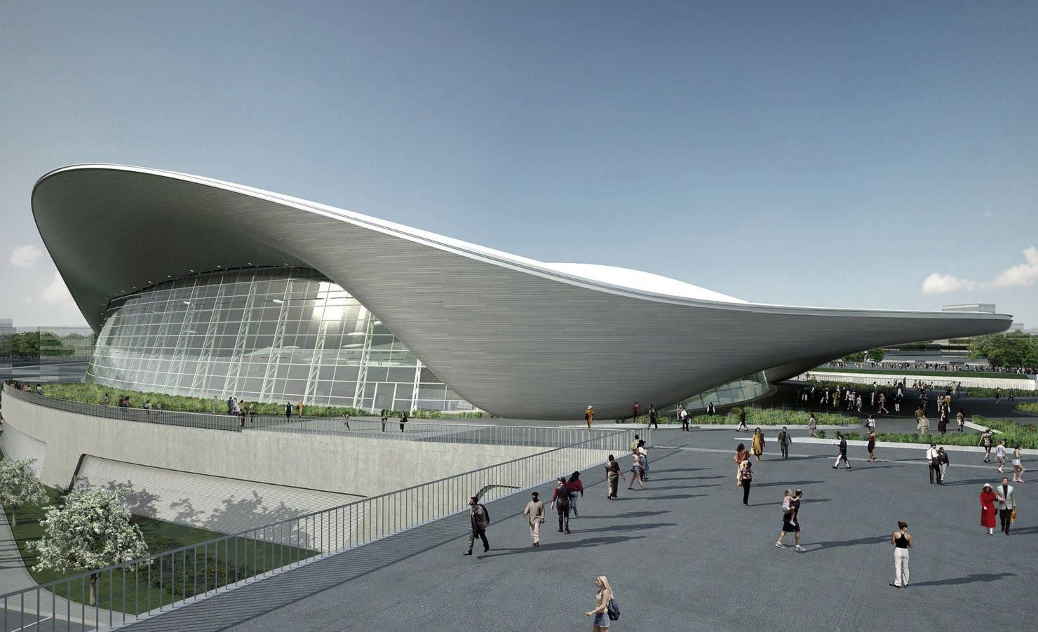 Disfruta los mejores edificios de Zaha Hadid a través de este recorrido virtual
