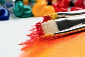 Explota tu creatividad con estas ideas para hacer arte en casa con los niños