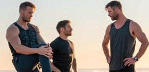 ¿Te falta motivación? Esta es la playlist que Chris Hemsworth usa para entrenar en casa y la necesitas ¡ya!