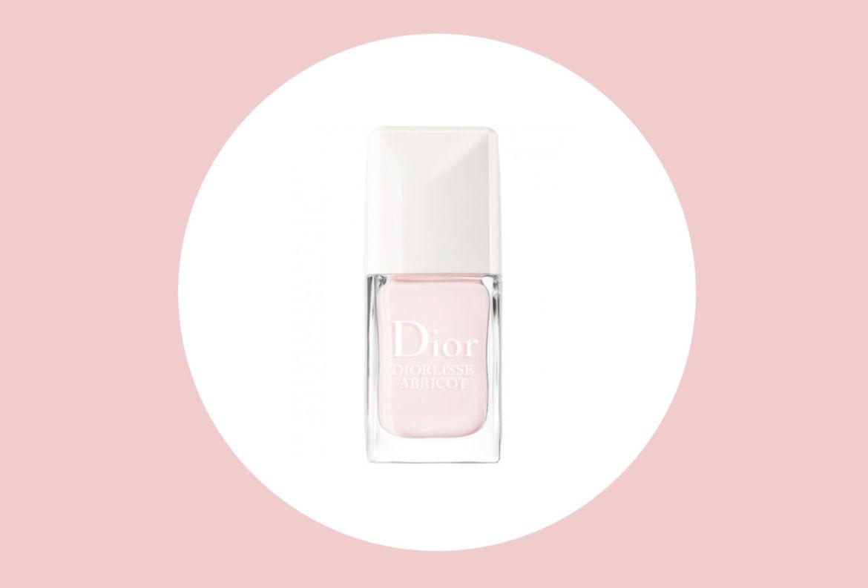 5 colores para tu DIY manicure durante esta primavera-verano 2020 - diorlisse-abricot