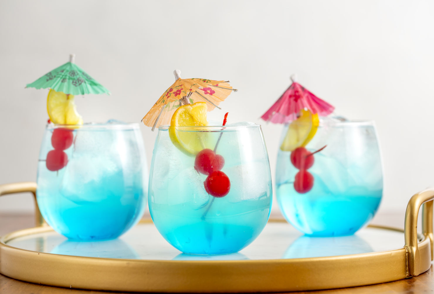 Mermaid Lemonade, una bebida tropical para chicos y grandes