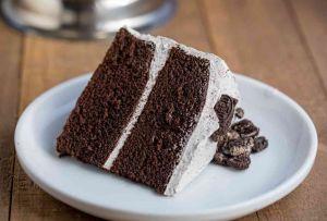 Prepara este delicioso y esponjoso pastel de Oreo ¡sin hornear!