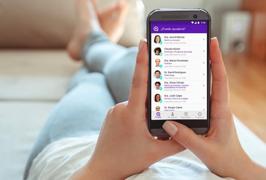 Estas son las apps de salud que te harán la vida más sencilla - sanitas-embarazo