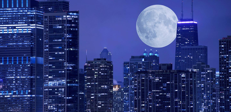 ¿Cómo tomar fotos de la super luna con un smartphone?