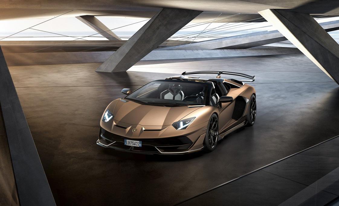 Este video 8D te demuestra lo que se siente manejar un Lamborghini Aventador - lamborghini-aventador