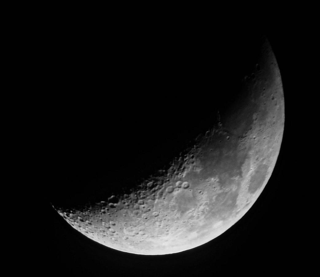 Rituales para usar el poder de la luna - luna-creciente-1
