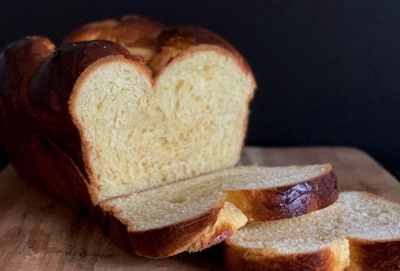¡Hora de hornear! Tenemos la receta para tu primer pan brioche - pan-brioche-receta