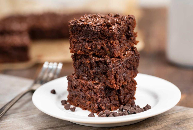 10 recetas healthy para probar este inicio de año - receta-brownie-camote