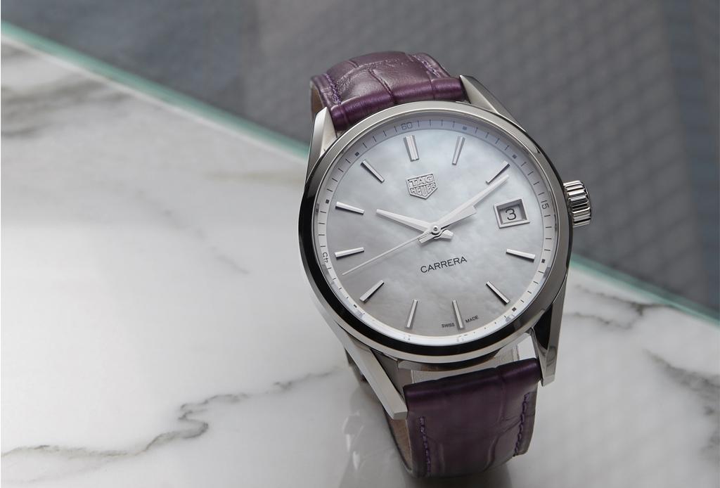 TAG Heuer Carrera Lady: el reloj que toda mujer tiene en la mira