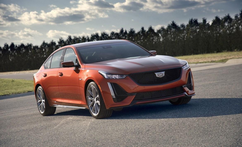 6 increíbles autos que debes tener en la mira para 2021 - 2021-cadillac-ct5-v