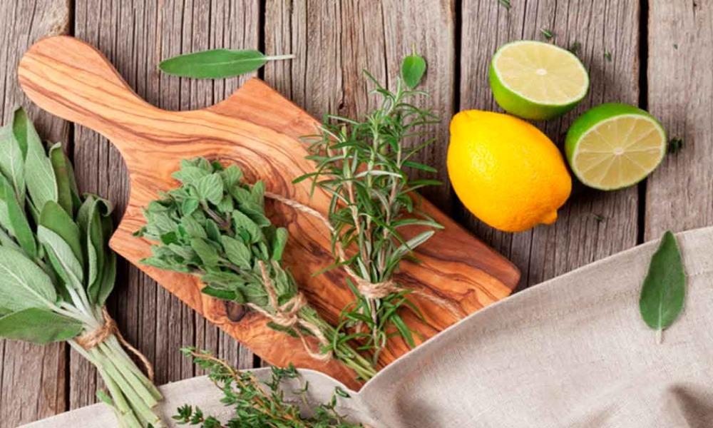 Deliciosos aromatizantes naturales caseros - aromatizante-limon