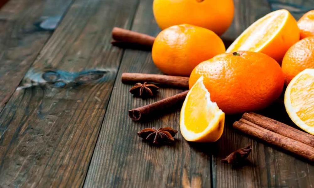 Deliciosos aromatizantes naturales caseros - aromatizante-naranja