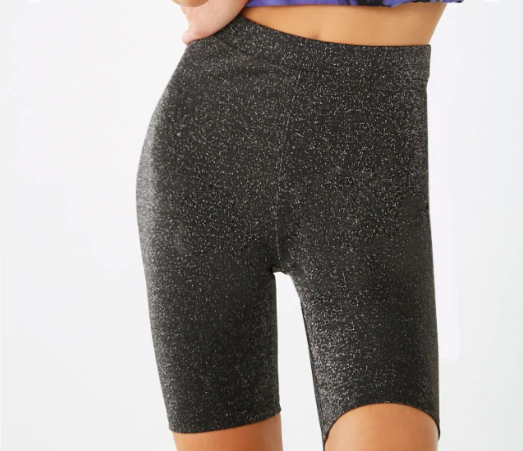 ¡Trabaja en casa con estilo y comodidad! Estos biker shorts son la mejor opción - bikers-brillos