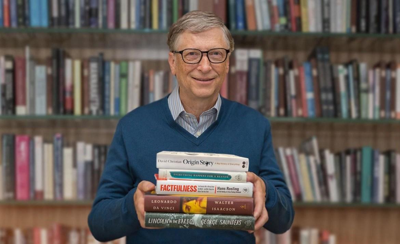 Estas son las personas más ricas del mundo en 2020... hasta ahora - bill-gates-libros