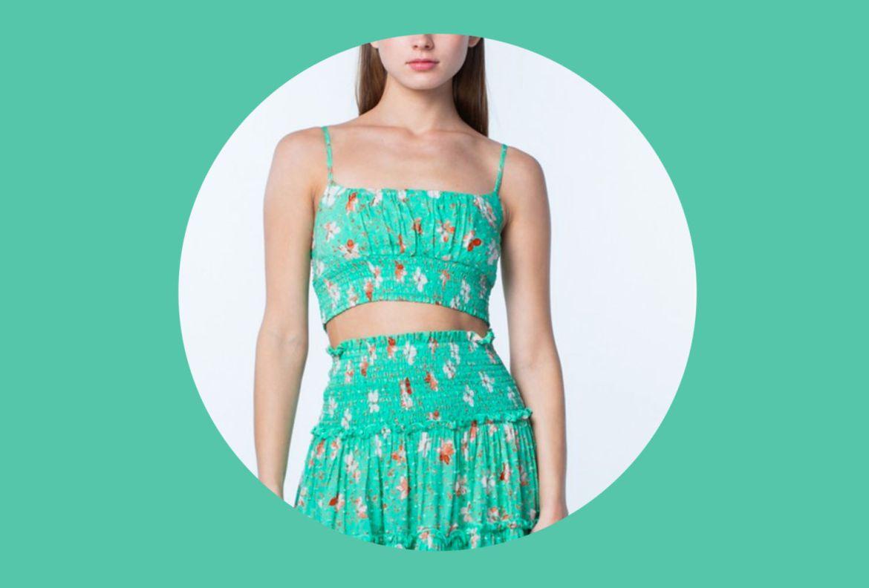 Agrega estos colores a tu ropa de verano para entrar en el mood - biscay-green-pantone-2020