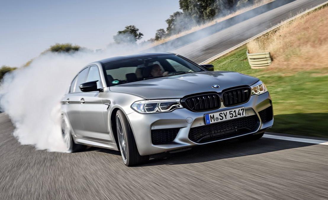 Estos son los autos con la mejor aceleración de la década - bmw-m5