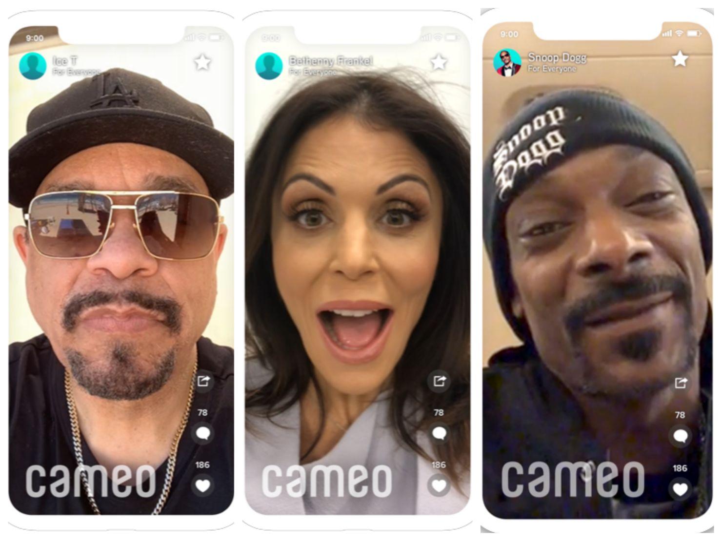 Esta app te permite hacer videollamadas con tus celebridades favoritas