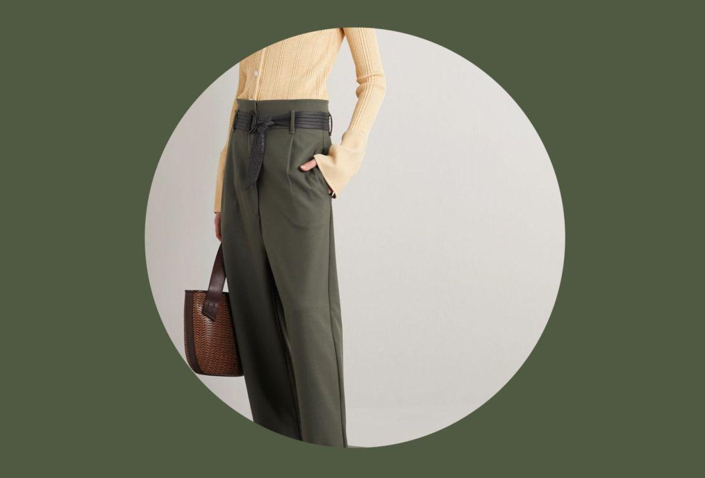 Agrega estos colores a tu ropa de verano para entrar en el mood - chive-pantone-colores-primavera-verano-2020