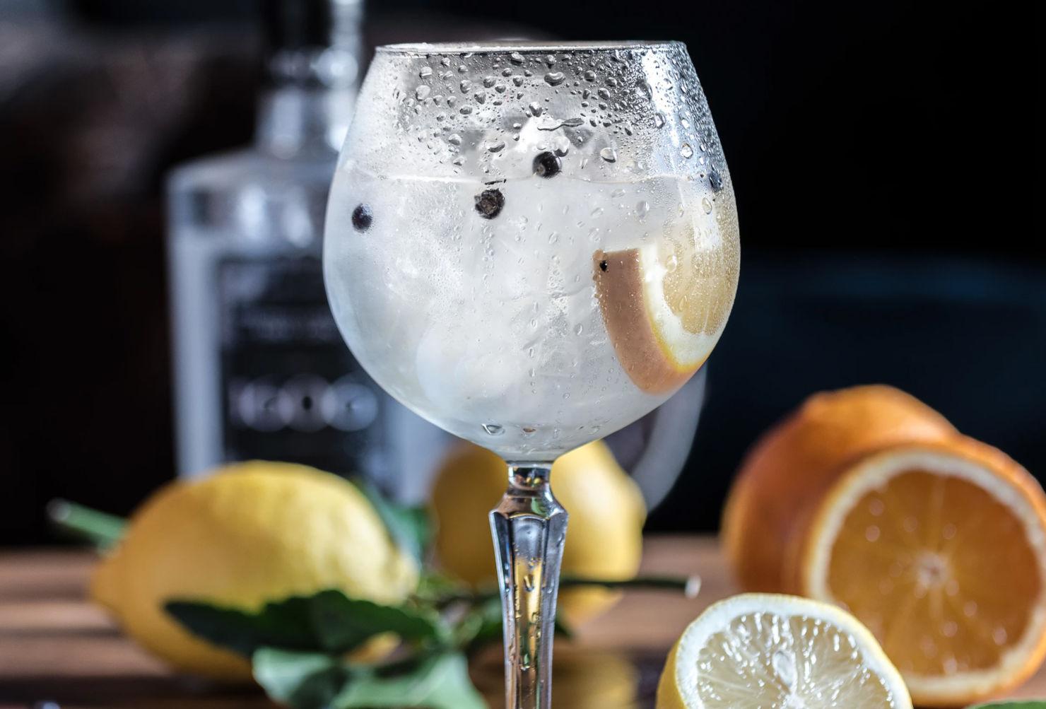 ¡Hicimos una playlist para disfrutar el día mundial del gin desde casa!