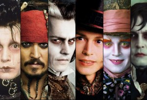 Los personajes más recordados de las películas de Johnny Depp
