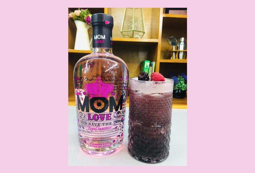 Prepara estos drinks con gin para celebrar el PRIDE - i-love-mom-coctel-pride-gin