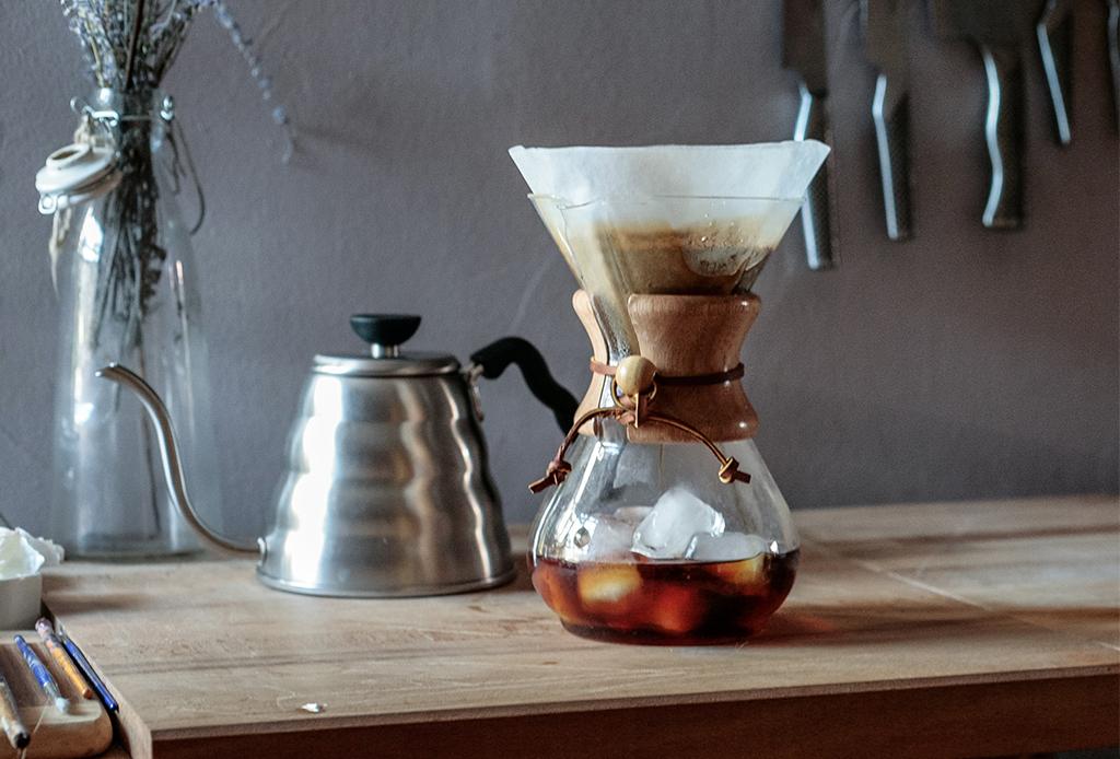 Japanese Iced Coffee, es lo que necesitas beber durante el verano - iced-japanese-coffee-2