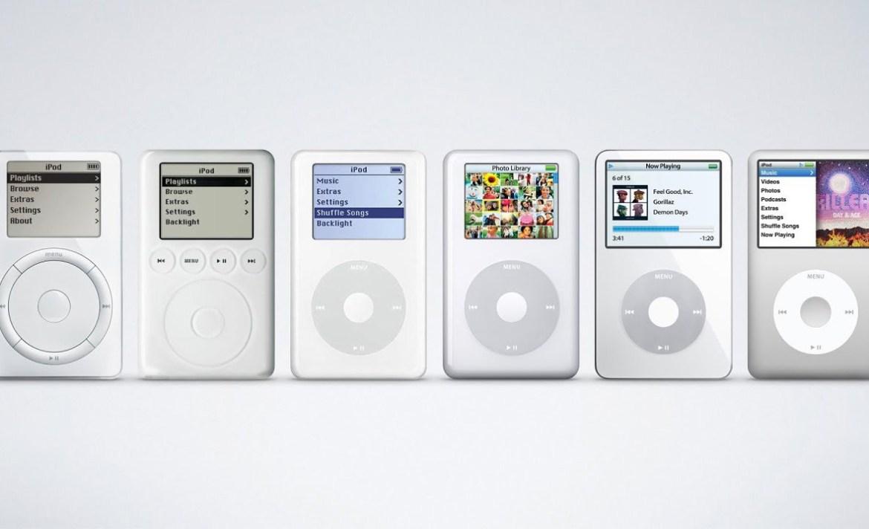 ¿Recuerdas el iPod? Así es como este aparato revolucionó el mundo - ipod-cambios