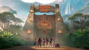 Jurassic World llega a Netflix con una nueva serie