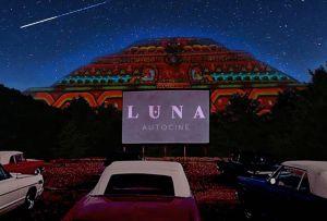Luna Autocine es la próxima cita perfecta en las Pirámides Teotihuacán